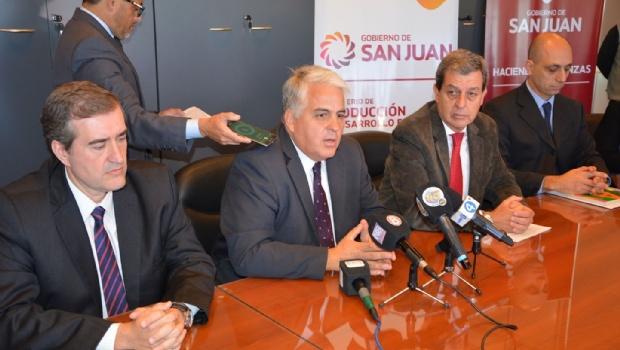 San Juan presentó la IX edición del Premio Provincial a la Calidad